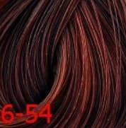 Estel, Краска для волос Princess Essex Color Cream, 60 мл (135 оттенков) 6/54 Темно-русый красно-медный /яшма estel краска для волос princess essex color cream 60 мл 135 оттенков 0 33 желтый
