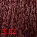 Купить Kaaral, Крем-краска для волос Baco Permament Haircolor, 100 мл (106 оттенков) 5.52 светлый махагоново-фиолетовый каштан