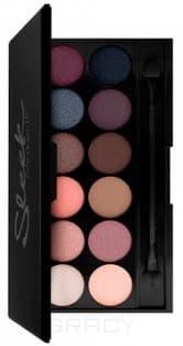 Sleek MakeUp, Тени для век в палетке Eyeshadow Palette I-Divine, 12 тонов (13 видов) тон Oh So Special 658 постер oh so me oh so me mp002xu0e68r