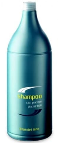 Periche, Шампунь для блондинок от желтизны Shampoo Platine Hair Care Периче, 1800 мл шампунь периче
