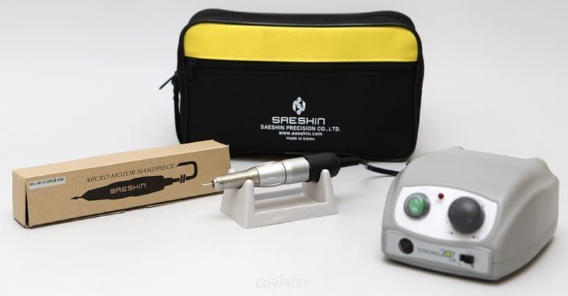 Strong, Аппарат для маникюра 207A/120 (без педали с сумкой) аппарат для маникюра и педикюра strong 210 105l без педали