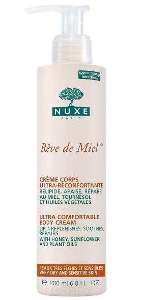 Купить Nuxe, Крем для тела, восстанавливающий комфорт Reve De Miel, 200 мл