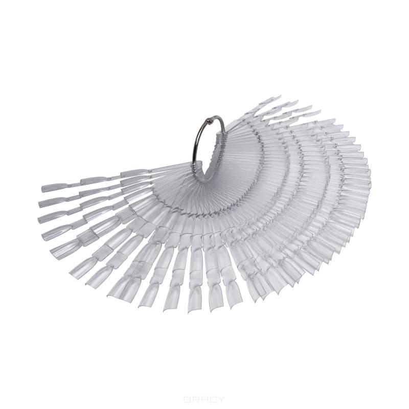 Planet Nails, Палитра для лаков Трио, 50 шт, 1 шт, ПрозрачнаяПалитры для лаков<br><br>