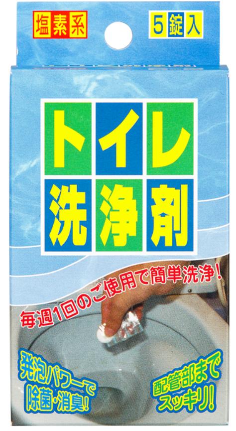 Купить Nagara, Средство для чистки туалета, 4, 5*5шт