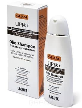 Guam, Масло для очищения волос UPKer, 200 мл