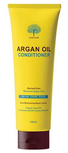 Купить Evas, Кондиционер для волос с аргановым маслом Char Char Argan Oil Conditioner, 500 мл