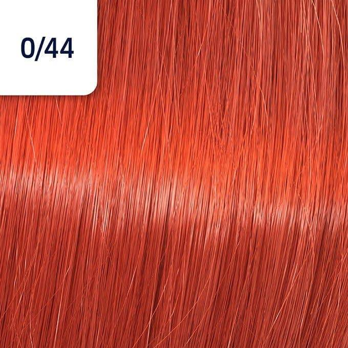 Фото - Wella, Стойкая крем-краска для волос Koleston Perfect, 60 мл (145 оттенков) 0/44 красный интенсивный wella стойкая крем краска для волос koleston perfect 60 мл 145 оттенков 55 0 светло коричневый интенсивный