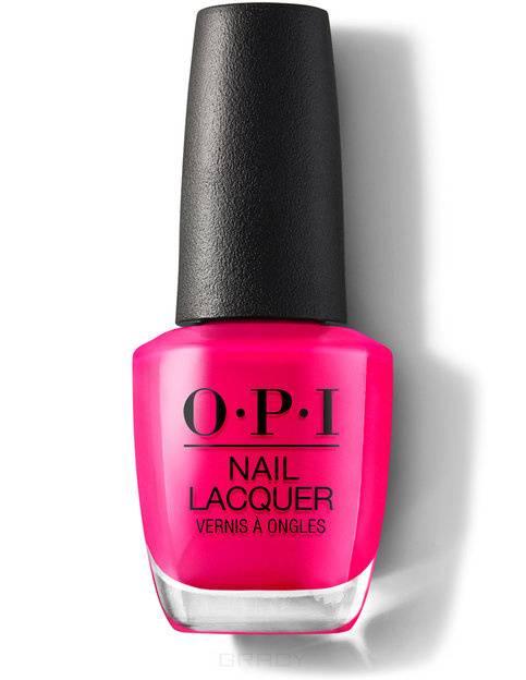 Купить OPI, Лак для ногтей Nail Lacquer, 15 мл (233 цвета) That'S Berry Daring / Classics