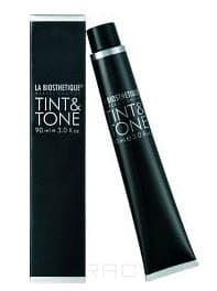 Купить La Biosthetique, Краска для волос Tint & Tone Микс-тон, 90 мл (4 оттенка), 90 мл Gold 120, Золотистый
