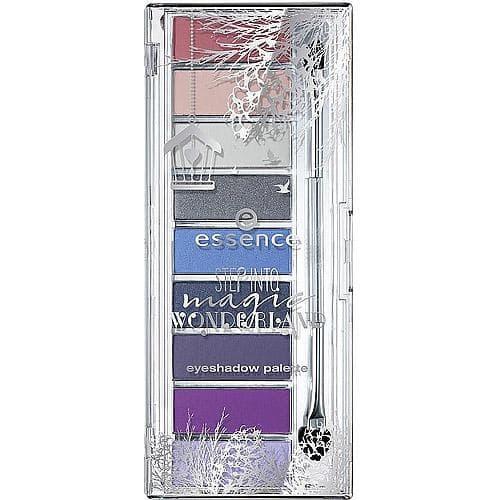 Essence, Тени для век Step Into Magic Wonderland Eyeshadow Palette 01 все цены