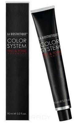 Купить La Biosthetique, Краска для волос Ла Биостетик Tint & Tone, 90 мл (93 оттенка) 125+ Бежево-красный