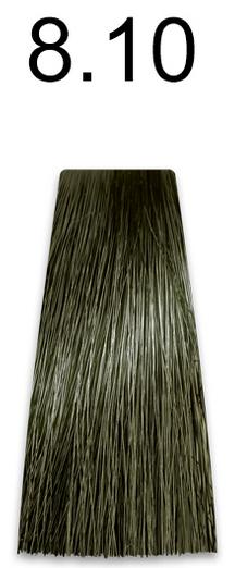 Купить Kaaral, Стойкая безаммиачная крем-краска с гидролизатами шелка Baco Soft Ammonia Free, 60 мл (42 оттенка) 8.10 светлый пепельный блондин