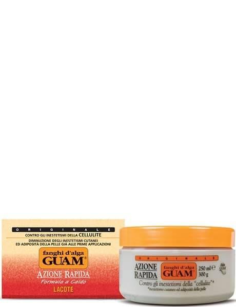 Guam, Маска антицеллюлитная активная Fanghi DAlga, 300 гр, 1230Fanghi DAlga - антицеллюлитные маски и обертывание<br><br>