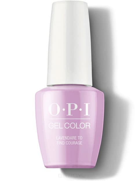 все цены на OPI, Гель-лак GelColor, 15 мл (199 цветов) Lavandare to find Courage / Nutcracker онлайн