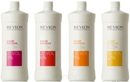 Revlon, Кремообразный окислитель, 900 мл (4 варианта концентрации), 900 мл, 3%Окрашивание волос Revlonissimo Colorcosmetique, Hight Coverage, Nutri Color Creme и др.<br><br>