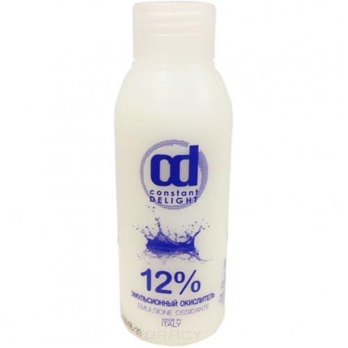 Constant Delight, Эмульсионный оксидант (1,5%, 4%, 3%, 6%, 9%, 12%) CD Эмульсионный окислитель 12%, 100 мл constant delight эмульсионный окислитель 1 5% 4% 3% 6% 9% 12% cd эмульсионный окислитель 6% 100 мл 100 мл
