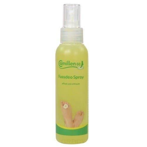Camillen 60, Спрей-дезодорант для ног Fussdeo Spray, 500 мл