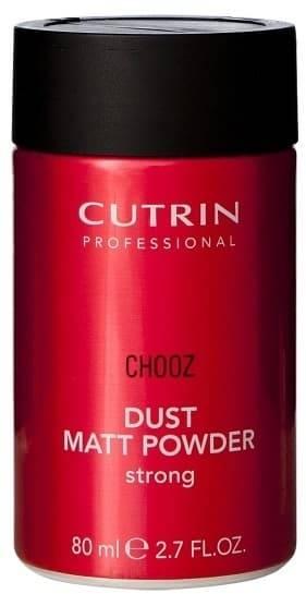 Cutrin, Матирующая пудра сильной фиксации Dust Matt Powder Strong, 80 млЩетки для волос<br><br>