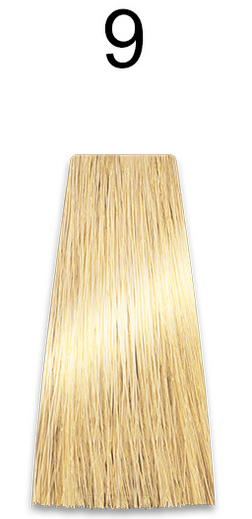 Купить Kaaral, Стойкая безаммиачная крем-краска с гидролизатами шелка Baco Soft Ammonia Free, 60 мл (42 оттенка) 9 очень светлый натуральный блондин