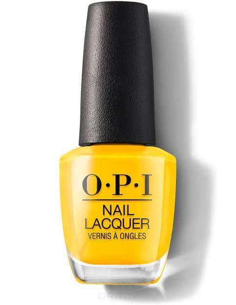 Купить OPI, Лак для ногтей Nail Lacquer, 15 мл (233 цвета) Sun, Sea, and Sand in My Pants / Lisbon
