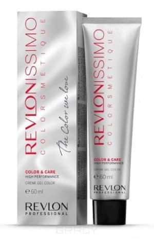 Купить Revlon, Крем-гель для перманентного окрашивания волос Revlonissimo Colorcosmetique, 60 мл (98 оттенков) 7.3 Блондин золотистый