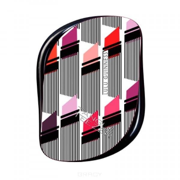 Tangle Teezer, Расческа дл волос Compact Styler Lulu Guinness Vertical Lipstick PrintРасчески и щетки<br><br>
