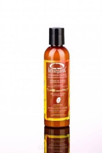 Kerarganic, Состав для кератинового выпрямления волос Power of Cacao, 118 мл