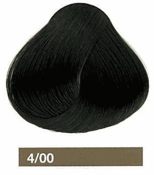 Купить Lakme, Перманентная крем-краска Collage, 60 мл (99 оттенков) 4/00 Средний шатен