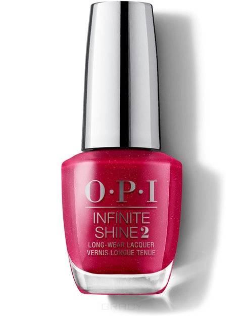 Купить OPI, Лак с преимуществом геля Infinite Shine, 15 мл (208 цветов) Peru B Ruby / Vault