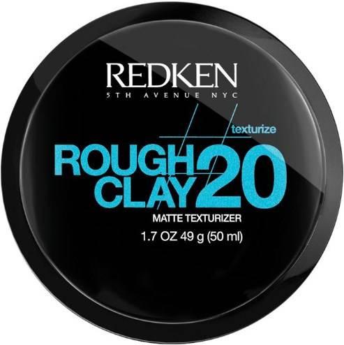 Купить Redken, Глина текстурирующая с матовым эффектом Rough Clay 20, 50 мл