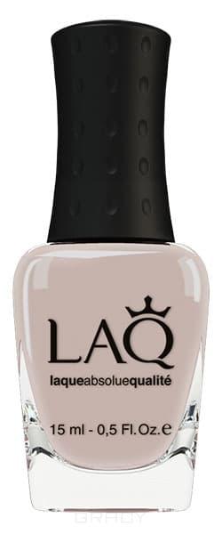 LAQ, Лак для ногтей Балерина Ballerinas, 15 мл (4 оттенка) laq лак для ногтей лето в городе summer and the city 15 мл 4 оттенка 10278 lemonade лимонад 15 мл