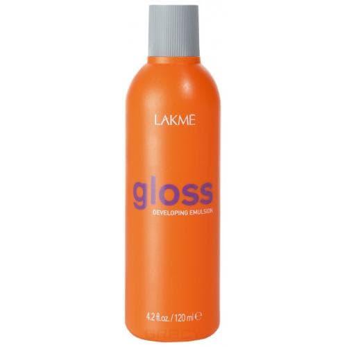 Lakme, Эмульсия оксидант проявляющая Gloss developing emulsion 2,7%, 120 мл