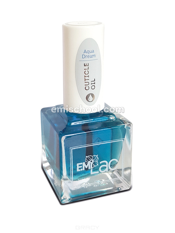 Купить E.Mi, Масло для кутикулы Cuticle Oil Aqua Dream, 30 мл