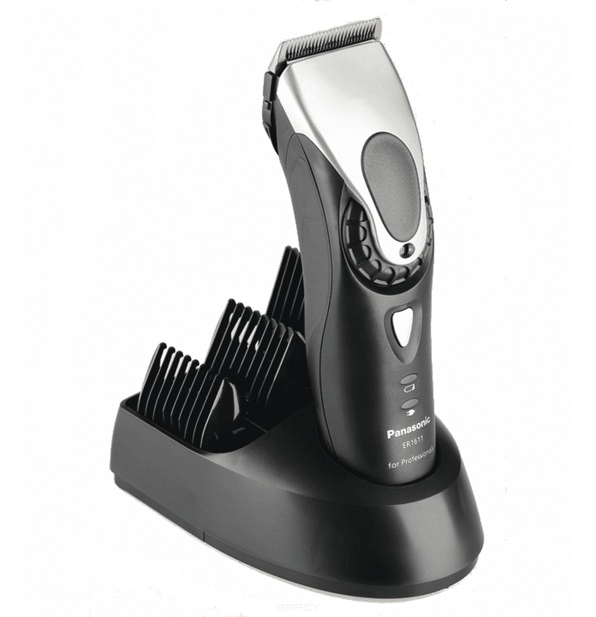 Panasonic, Машинка для стрижки волос ER1611 с линейным двигателем panasonic машинка для стрижки волос с линейным двигателем с контролем мощности