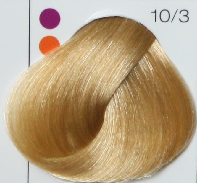 Londa, Интенсивное тонирование Лонда краска тоник для волос (палитра 48 цветов), 60 мл LONDACOLOR интенсивное тонирование 10/3 яркий блонд золотистый, 60 мл фото