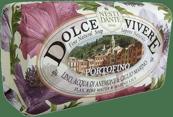 Nesti Dante, Мыло Сладкая жизнь Портофино, 250 гр.Линия Dolce Vivere - сладкая жизнь<br><br>