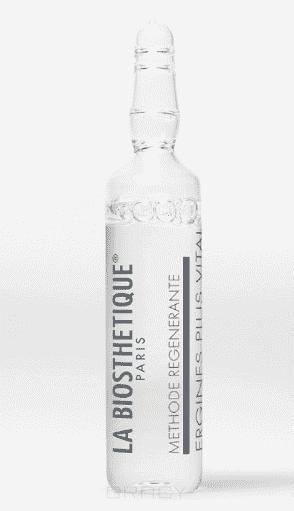 La Biosthetique, Сыворотка питательная для укрепления волос Methode Regenerante Ergines Plus Vital, 10 ампул la biosthetique ergines regenerantes сыворотка против выпадения волос 10ам