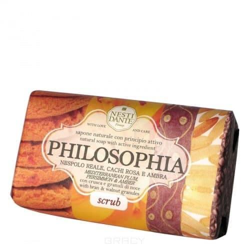Мыло Скраб для тела, 250 грВысококачественное итальянское мыло-скраб от Nesti Dante деликатно отшелушивает омертвевшие клетки кожи и восстановливает её природное сияние. Мыло на 98% состоит из натуральных масел   оливкового и пальмового. Благодаря традиционной дорогостоящей  марсельской  технологии мыловарения, масла сохраняют полезные свойства, интенсивно увлажняя кожу во время очищения. Не содержит синтетических сурфактантов, разрушающих защитный слой кожи. Результат: Увеличение жизнеспособности клеток кожи и их обновление, возвращение коже ухоженного, здорового и сияющего вида. В состав входит отборное оливковое масло, пальмовое масло, отруби, мука из скорлупы грецкого ореха, натуральные ароматические вещества.<br>