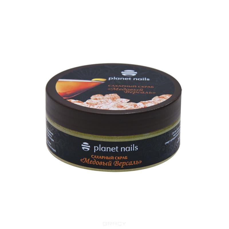 Скраб для тела Медовый Версаль, 170 гСахарный скраб для тела обеспечивает тщательное и бережное отшелушивание омертвевших клеток кожи, придавая ей мягкость и бархатистость. Входящие в состав масло кокоса, богатое Витамином Е, обладает питательным и смягчающим свойствами, а также замедляет процессы старения кожи.<br>