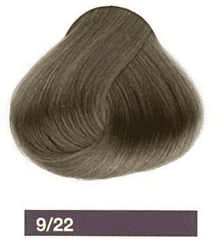 Lakme, Перманентная крем-краска Collage, 60 мл (99 оттенков) 9/22 Светлый блондин фиолетовый яркий lakme перманентная крем краска collage 60 мл 99 оттенков 9 33 светлый блондин интенсивный золотистый яркий