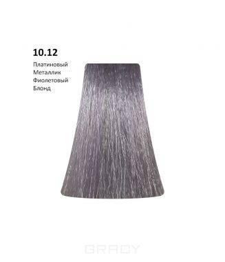 Купить BB One, Перманентная крем-краска Picasso (153 оттенка) 10.12Platinium Metallic Violet Blond/Платиновый Металлик Фиолетовый Блонд