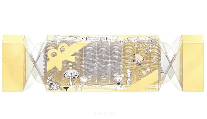 Набор резинок для волос ORIGINAL I Live In Wonderland бронзовый/розовый/золотой, 3х3 шт 215 0719090 new original in stock