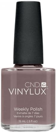 CND (Creative Nail Design), Винилюкс Профессиональный недельный лак VINYLUX™ Weekly Polish (54 оттенка) 15 мл # 144 (Rubble)
