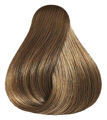Wella, Стойкая крем-краска для волос Koleston Perfect, 60 мл (145 оттенков) 7/17 кедровый мистраль