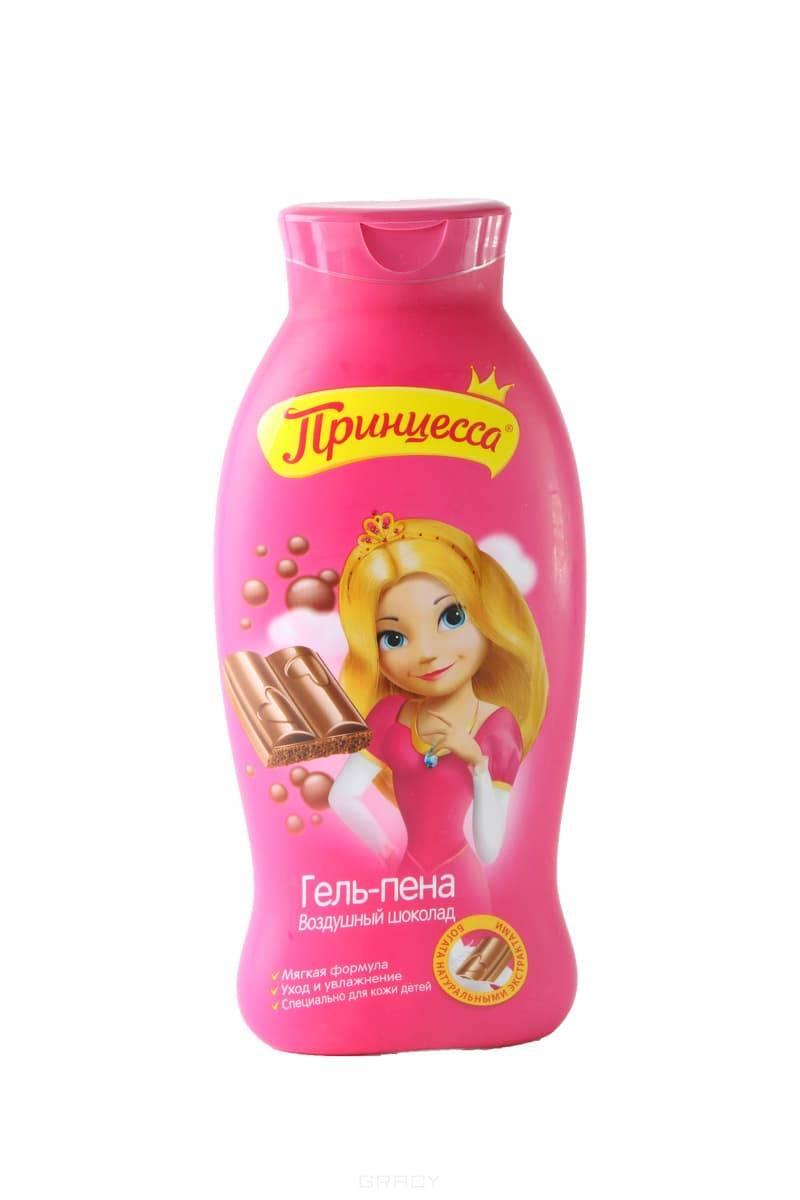 купить Гель-пена для душа Воздушный шоколад, 400 мл по цене 129.2 рублей
