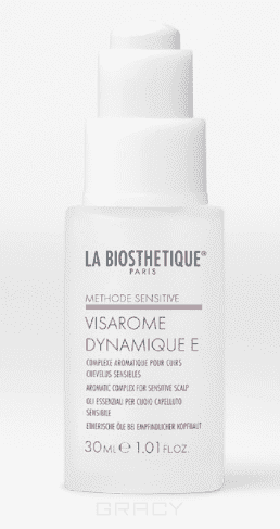 La Biosthetique, Аромакомплекс для чувствительной кожи головы Methode Sensitive Visarome Dynamique E, 30 мл la biosthetique visarome dynamique r аромакомплекс против выпадения волос 30 мл