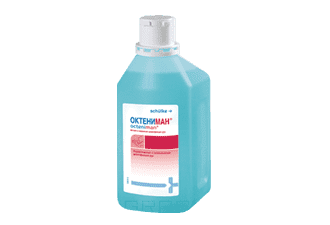 Октениман готовый антисептик, 1 л цены