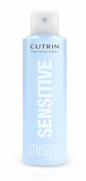 Cutrin, Сухой шампунь Sensitive, 200 млGreenism - эко-серия для ухода<br><br>