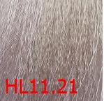 Купить Kaaral, Крем-краска для волос Baco Permament Haircolor, 100 мл (106 оттенков) 11.21 супер-светлый блондин фиолетово-пепельный