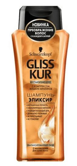 Купить Schwarzkopf Professional, Шампунь для волос Эликсир с маслом монои, 250 мл